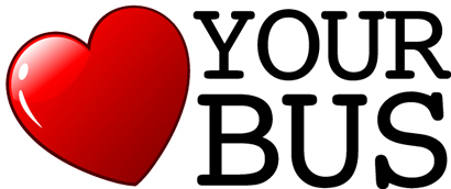 Love Your Bus Logo