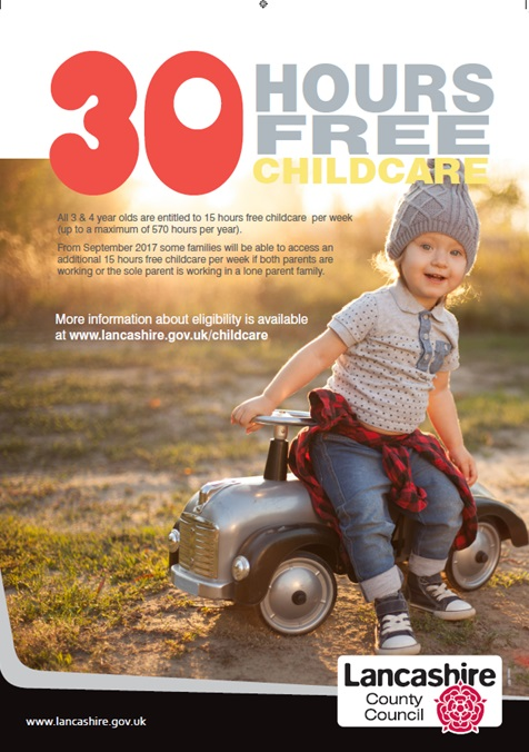 Image result for 30 hours free child care